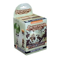 Pathfinder Battles: Lost Coast Booster Pack