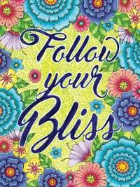 Hello Angel Guided Journal Follow Your Bliss by Angelea Van Dam
