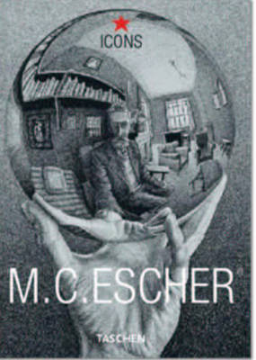 M. C. Escher by A. Volk image