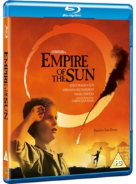 Empire Of The Sun on Blu-ray