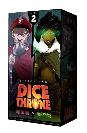 Dice Throne: Season Two - Tactician vs Huntress