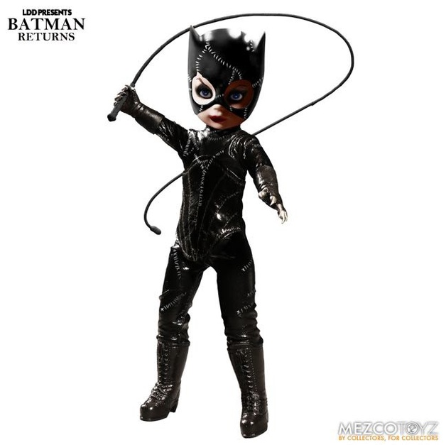 Living Dead Dolls: Batman Returns Catwoman