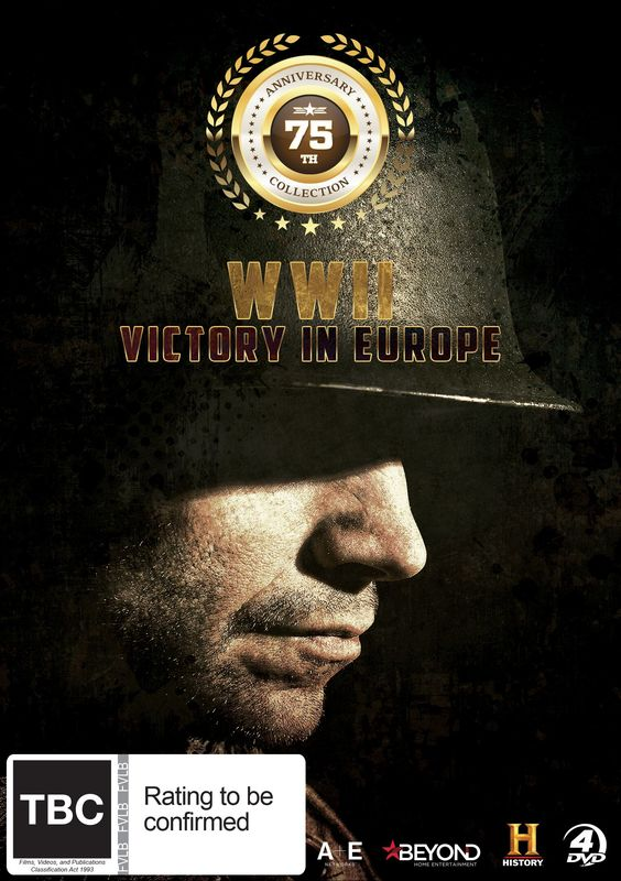 WWII Victory In Europe - 75th Anniversary Collection on DVD