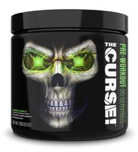 JNX The Curse! Pre-Workout - Green Apple (50 Servings)
