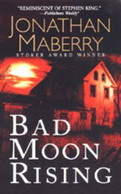 Bad Moon Rising by Jonathan Maberry image