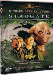 Stargate SG-1 - Volume 14 - Small Victories / The Other Side on DVD
