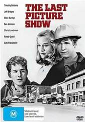 The Last Picture Show on DVD