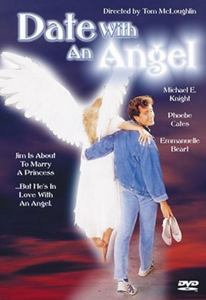 Date with an Angel on DVD image