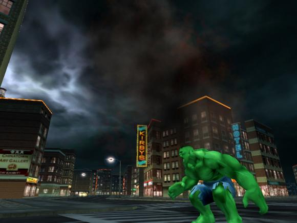 The Incredible Hulk: Ultimate Destruction for GameCube image