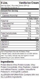 Optimum Nutrition Gold Standard 100% Whey - Vanilla Ice Cream (2.27kg) image