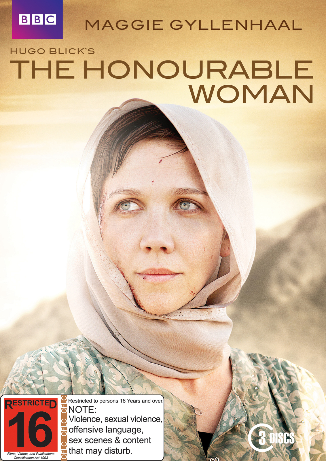 The Honourable Woman on DVD image