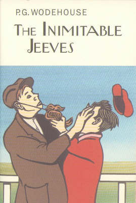 The Inimitable Jeeves by P.G. Wodehouse image