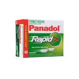 Panadol Rapid Caplets (40pk)