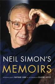 Neil Simon's Memoirs by Simon