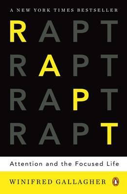 Rapt by Winnifred Gallagher image