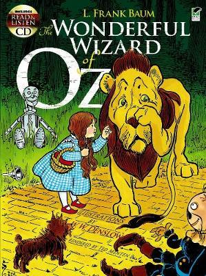 The Wonderful Wizard of Oz: Read & Listen (Book + CD) by L.Frank Baum