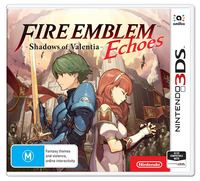 Fire Emblem Echoes: Shadows of Valentia for Nintendo 3DS image