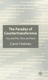 The Paradox of Countertransference by Carol Holmes image