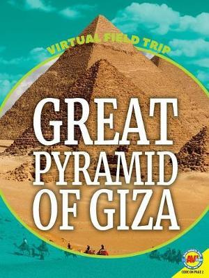 Pyramids of Giza by Heather Kissock image