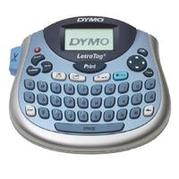 Dymo: LetraTag LT100T Tabletop Label Maker - Blue