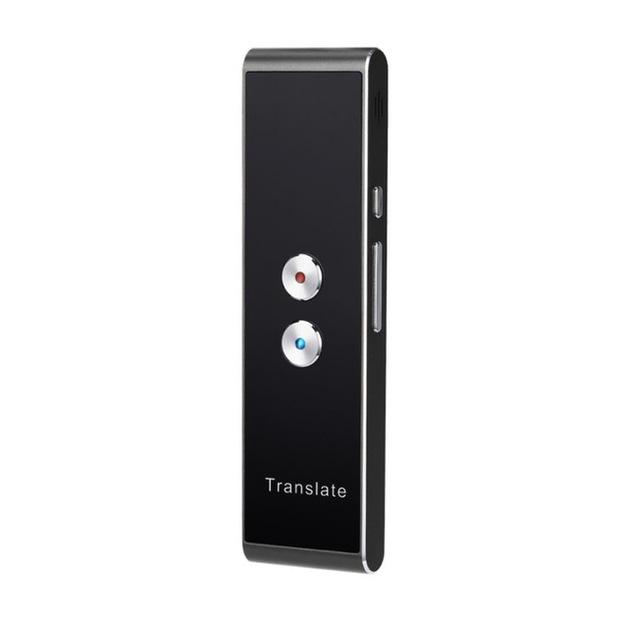 Portable Smart Voice Speech Translator