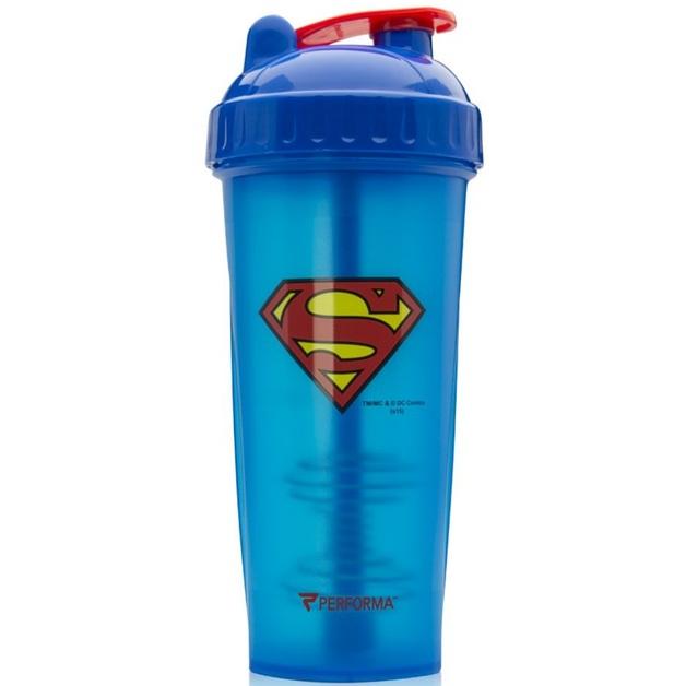 Performa: DC Comics Hero Series Shaker - Superman (800ml)