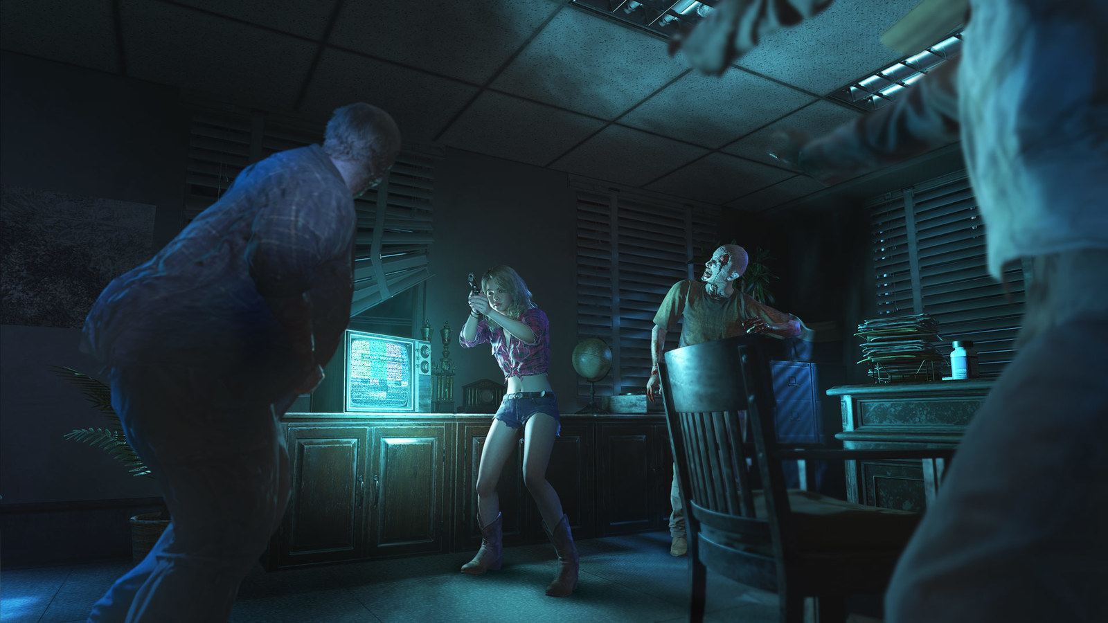 Resident Evil 3 Lenticular Edition for PS4 image