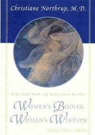 Women's Bodies, Women's Wisdom Healing Cards by Christiane Northrup image