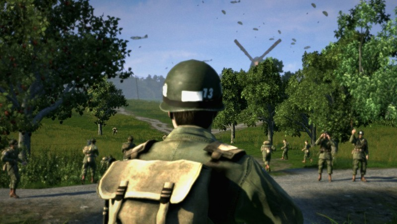 Brothers in Arms: Hell's Highway (Classics) for X360 image