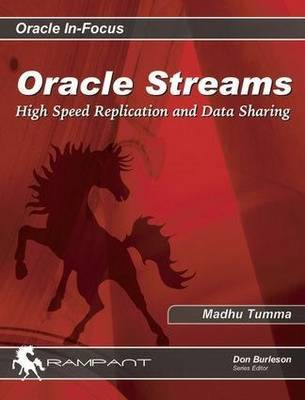 Oracle Streams: High Speed Replication and Data Sharing by Madhu Tumma image