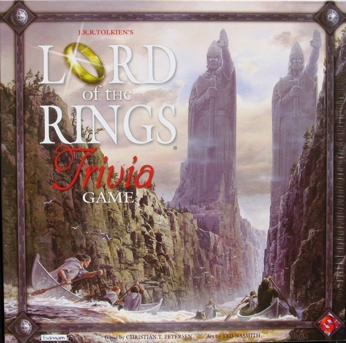 Lord of the Rings : Trivia Game image