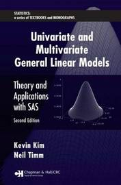 Univariate and Multivariate General Linear Models by Kevin Kim image