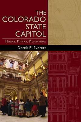 The Colorado State Capitol by Derek R Everett image