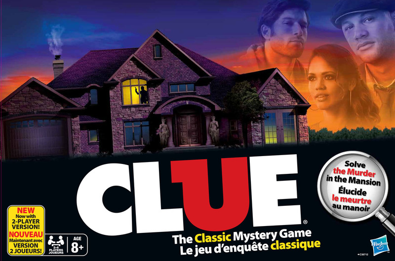 old mystery games