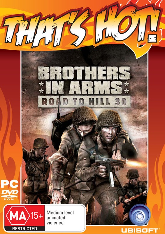 Brothers in Arms: Road to Hill 30 for PC Games