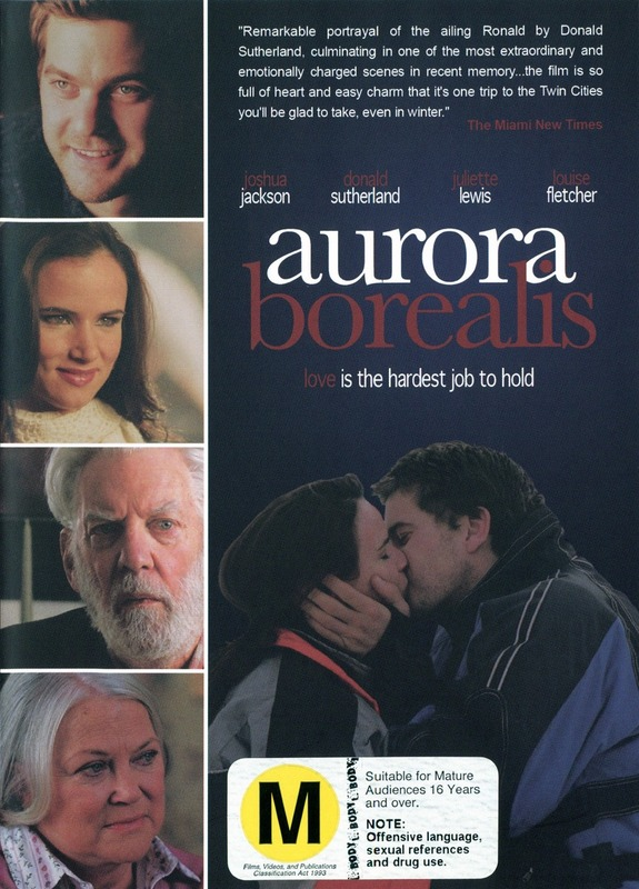 Aurora Borealis on DVD