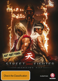 Street Fighter: Assassin's Fist on DVD