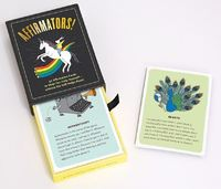 Affirmators - Self Help Cards
