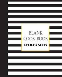 Blank Recipe Journal by Mind Publisher