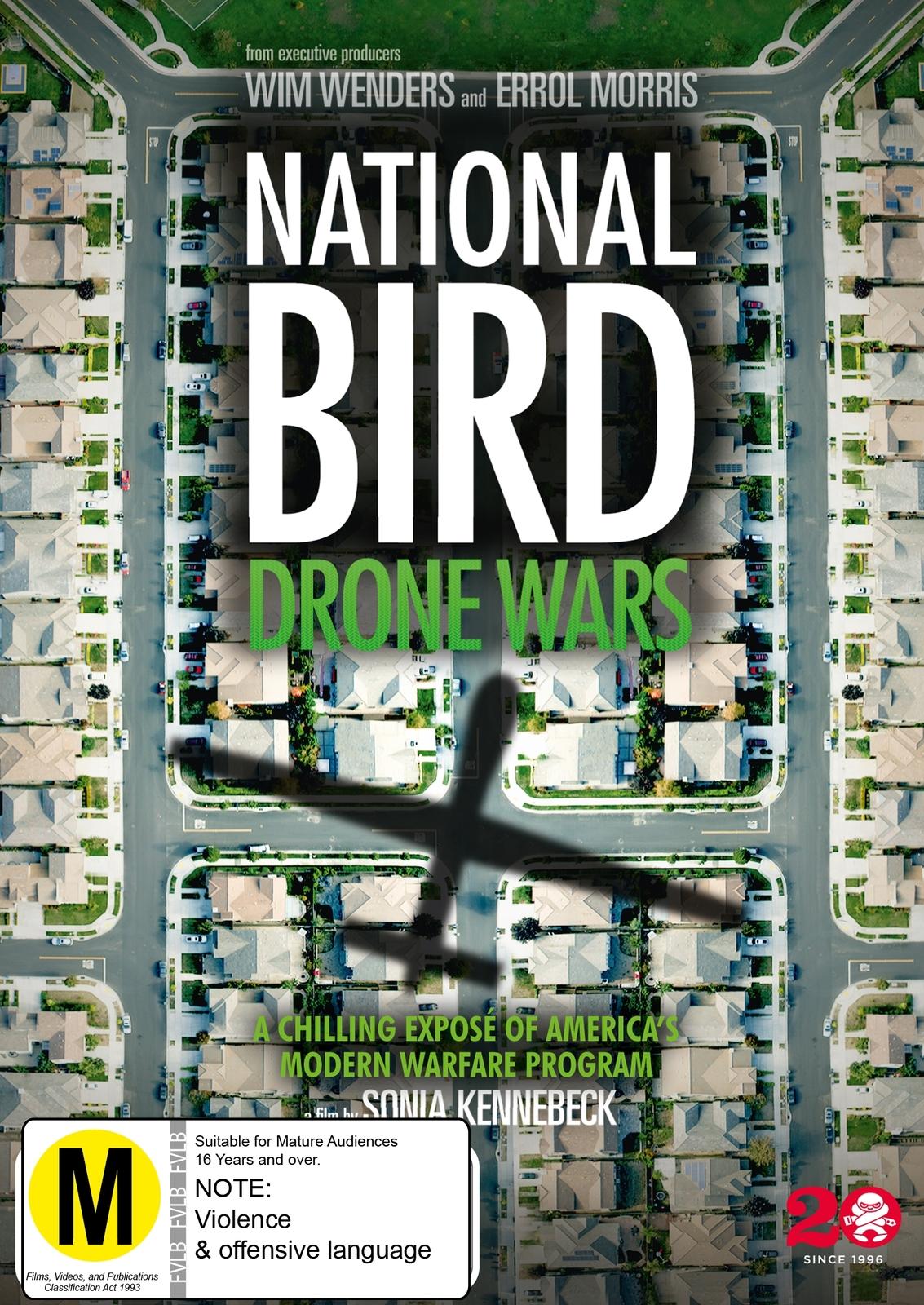 National Bird: Drone Wars on DVD image