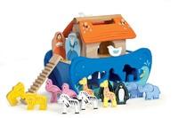 Le Toy Van: Noah's Shape Sorter