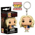 Stranger Things - Eleven (With Wig) Pocket Pop! Keychain