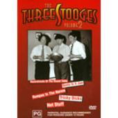 Three Stooges - Vol. 2 (MRA) on DVD