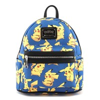 Loungefly Pokemon Pikachu Mini Backpack