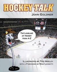 Hockey Talk by John Goldner image