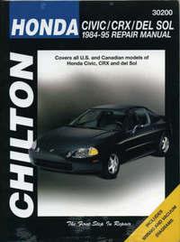 Honda Civic, CRx And Del Sol (84 - 95)