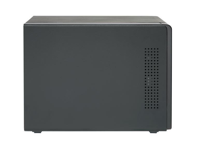 Qnap Ts-431X2-8G 4-Bay Nas (No Disk), Al314 Quad Core 1.7Ghz, 8Gb , Sata 6Gb/S, 1X 10Gbe Sfp+ Lan, 2X Gbe Lan image