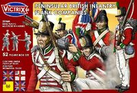 Victrix: British Peninsular - Flank Companies