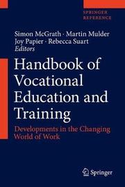 Handbook of Vocational Education and Training