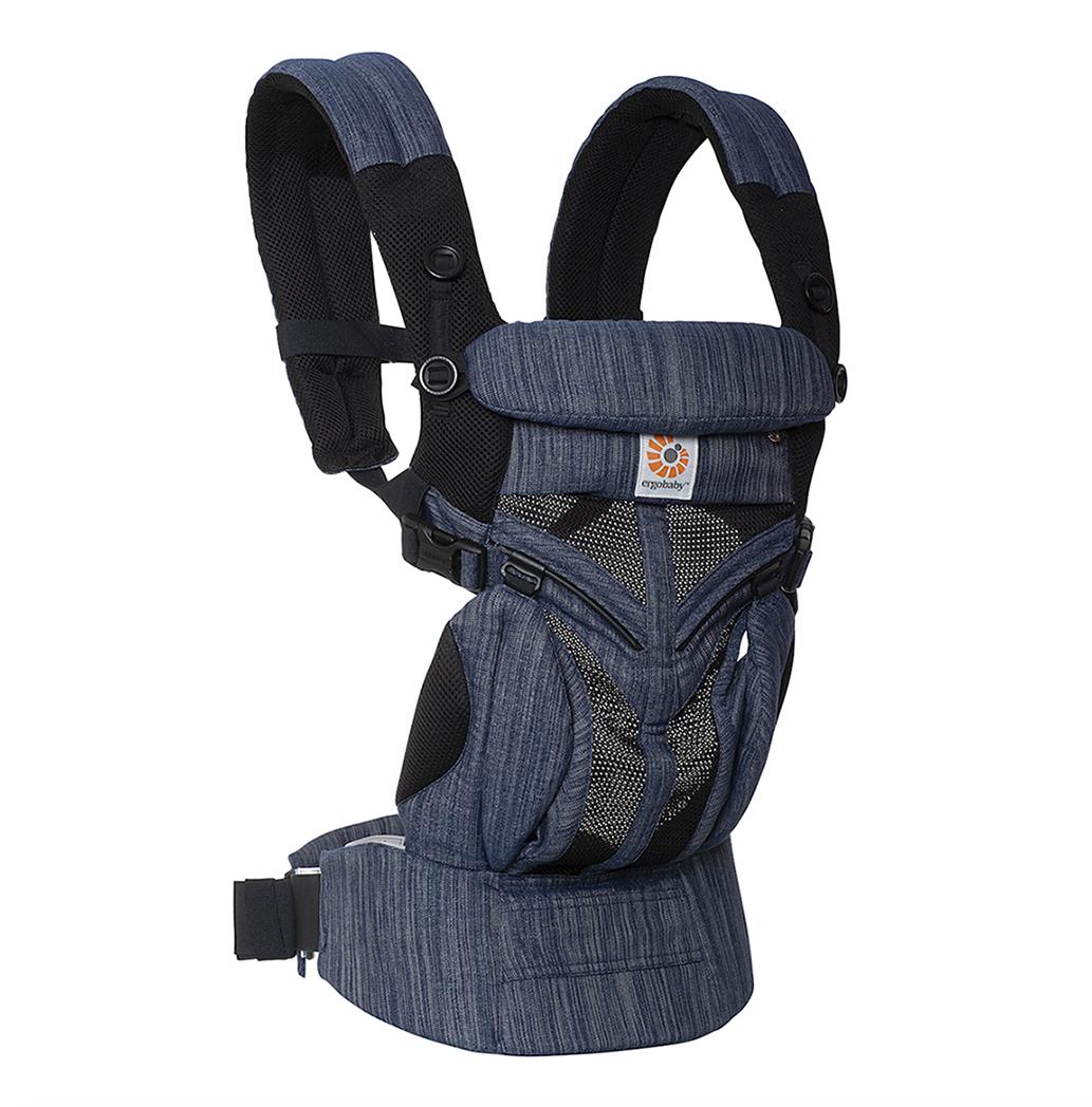 Ergobaby Omni 360 Cool Air Mesh Carrier - Indigo Weave image